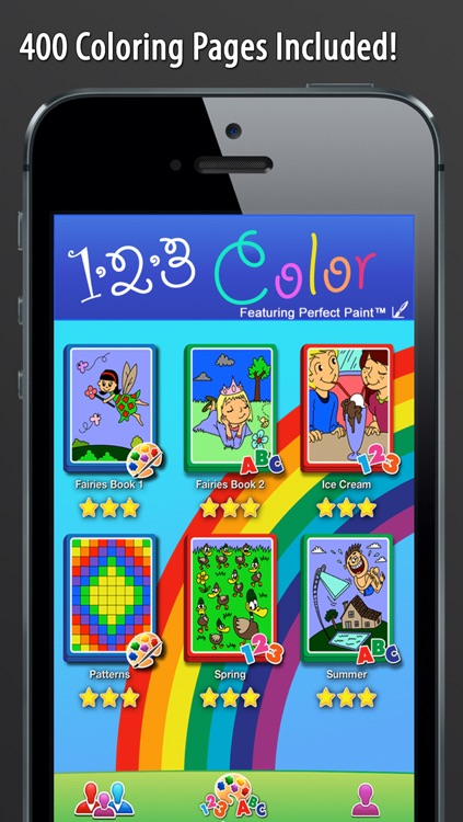123 Color HD, Premium Edition, for Kids Ages 3-8 screenshot-4