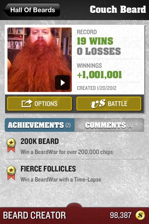 BeardWars screenshot-3