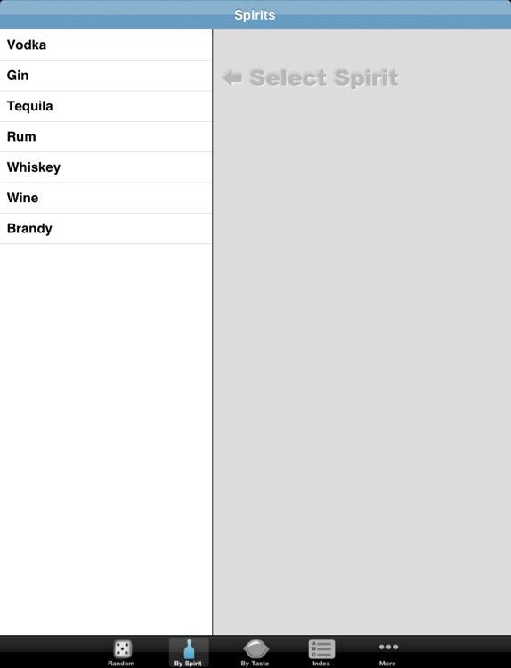 Wiki Cocktail Machine HD: Free Drink Recipe Picker screenshot-3