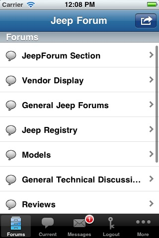 JeepForum.com - Jeep Discussions screenshot-1