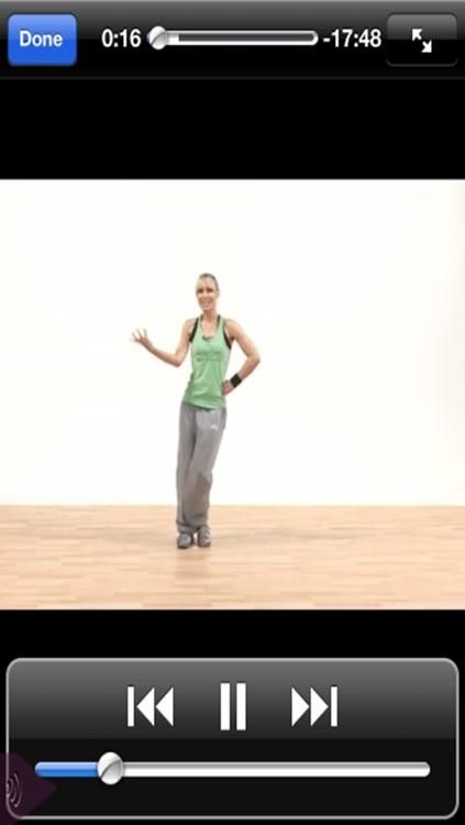 Cheerleading Dance Fitness screenshot-4