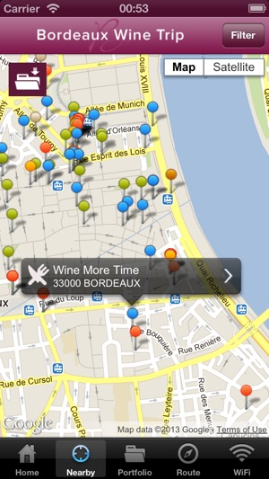 Bordeaux Wine Trip on the App Store