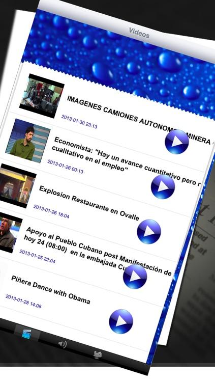Diarios Chile screenshot-4