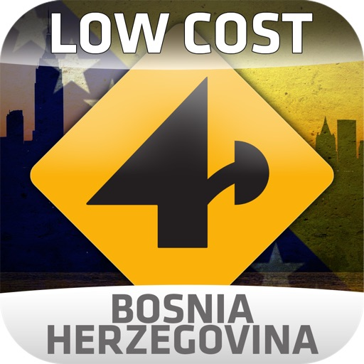 Nav4D Bosnia Herzegovina @ LOW COST icon