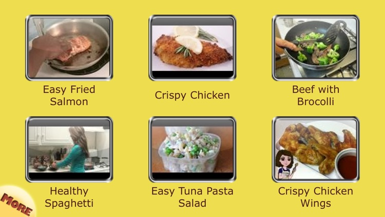 Easy Recipes: See How to Cook Healthy Meals (Videos)
