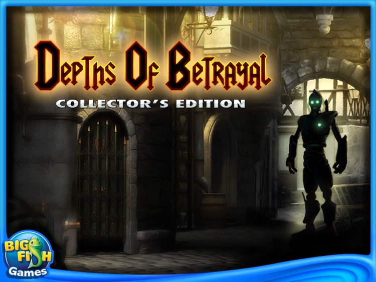 Depths of Betrayal Collector's Edition HD