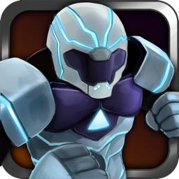 War Fighter Jet Man: A 3 D Comic Superhero Game