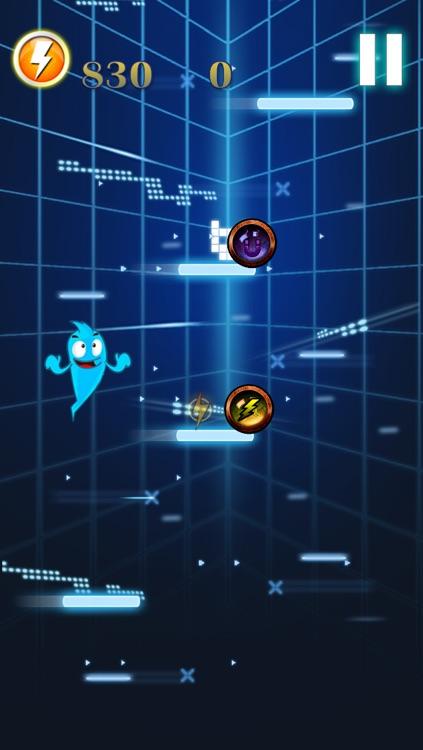 Tommy Spark - Plasma Monster Jump - Free Mobile Edition