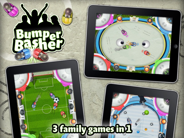 Bumper Basher for iPad screenshot-4