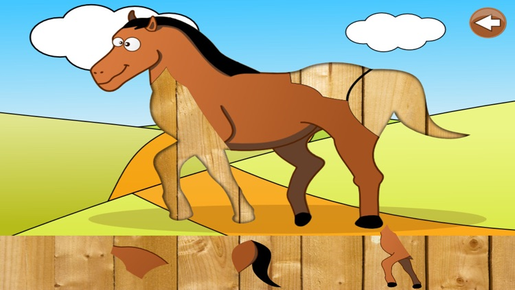 Animal Puzzle for Kids & Toddlers screenshot-4