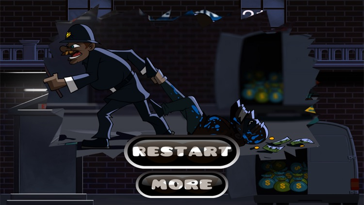 Bank Bomb - Best Top Free Police Chase Race Escape Game screenshot-4