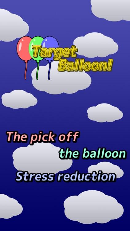 Target Balloon
