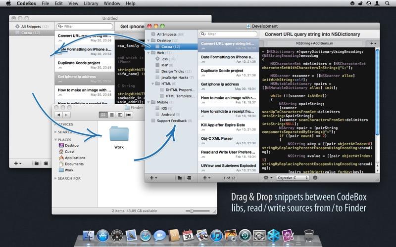 CodeBox Screenshot