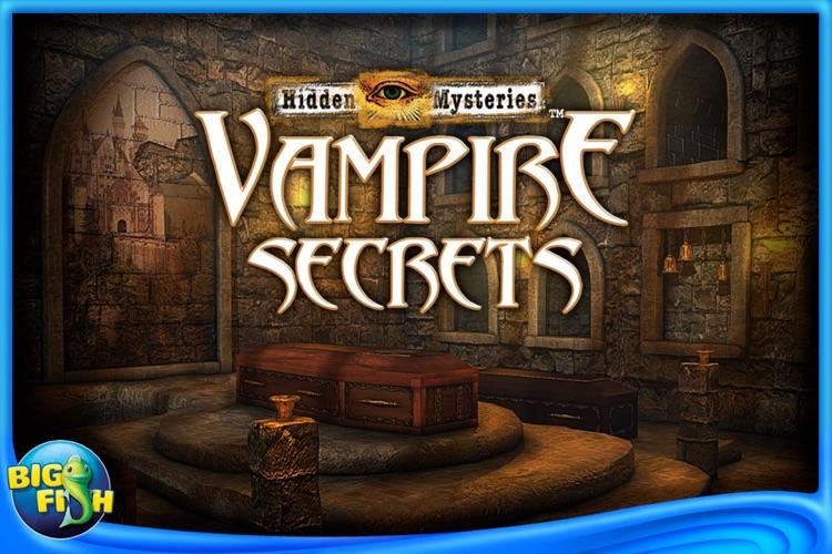 Vampire Secrets: Hidden Mysteries