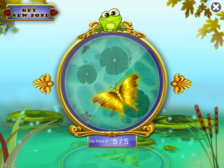 Amazing Froggy! HD screenshot-3