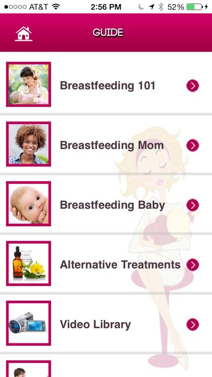 Sara Chana's Savvy Breastfeeding Guide