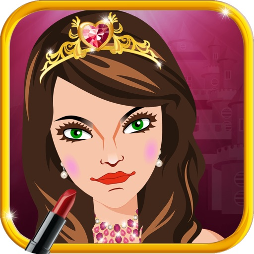 Beauty Salon Dress-Up - Fashion Yourself To Be A Princess In Every Wedding iOS App