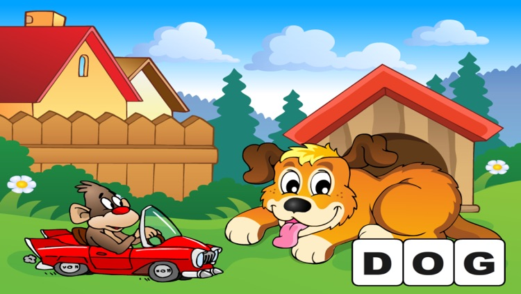 Kindergarten Reading, Tracing and Spelling • Learn to Read First Words School Adventure: Animals A to Z - Phonics, Letters Quiz Recognition and Alphabet Learning Puzzles Games for Curious Kids (K, Toddlers, Preschool Girls and Boys) by Abby Monkey®