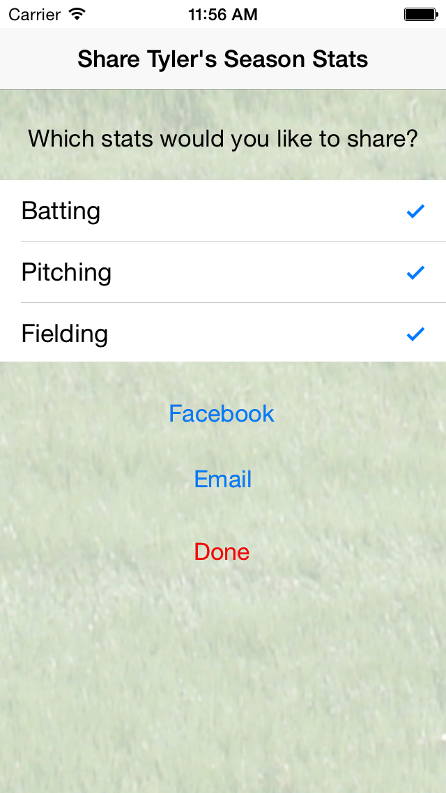 Total Baseball Stats review screenshots
