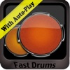Fast Drums - iPhoneアプリ