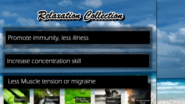 Relax Collection Pro screenshot-3