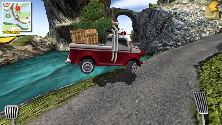 Parcel Panic - Post Car Racer 3D screenshot-3
