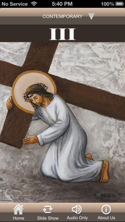 Stations of the Cross Walk with Me