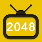 2048 on TV icon