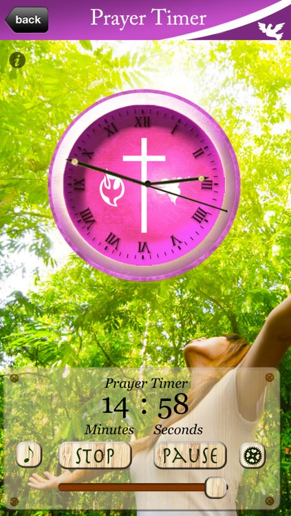 Prayer Timer - Spend Time with God