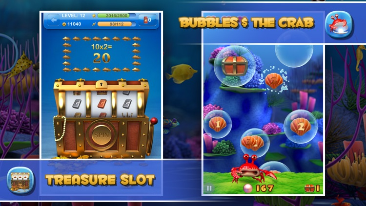 Fish Paradise screenshot-4