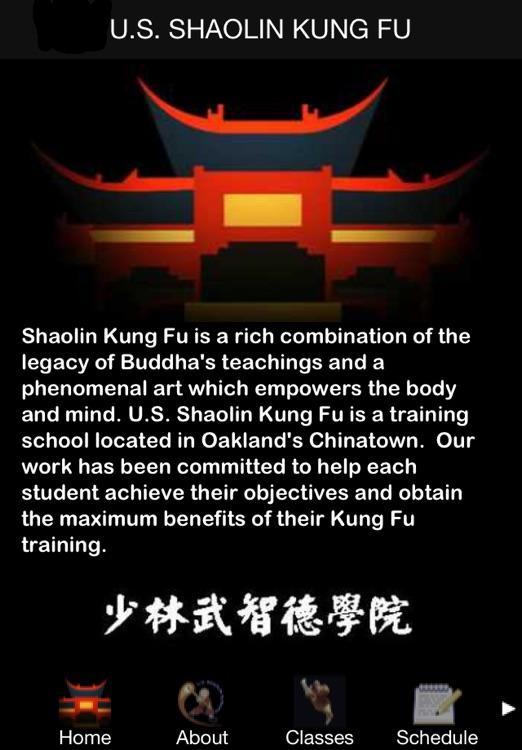 U.S. Shaolin Kung Fu