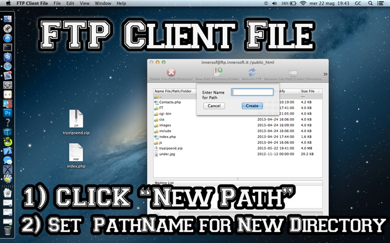 Ftp Client File review screenshots