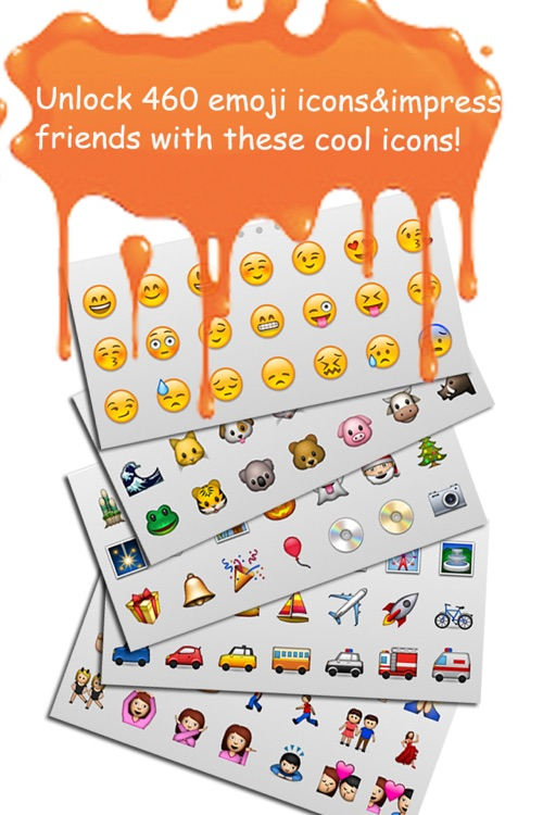 Animoticons+Emoji PRO for MMS & Facebook Text Messaging screenshot-4