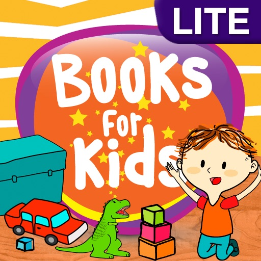 Books for Kids: Daniel y sus juguetes Lite