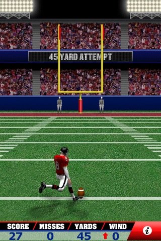 Field Goal Frenzy™ Football - The Classic Arcade Field Goal Kicking Game