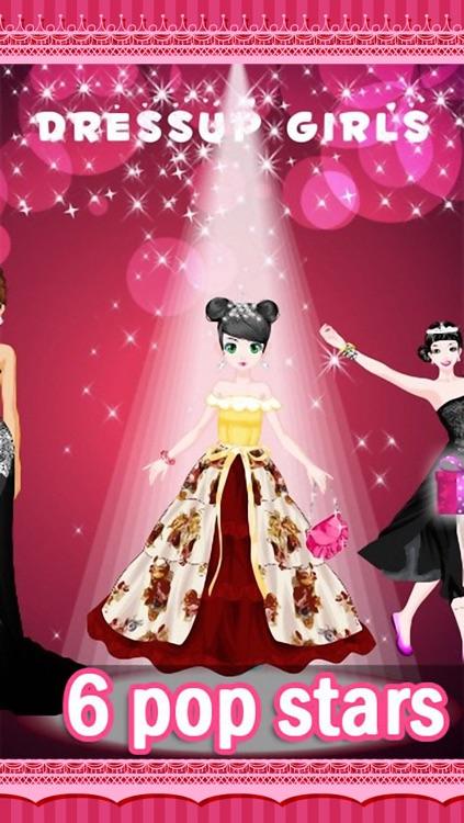 Dress up & Makeover