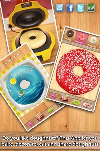 Doughnuts : Mmm...Donuts! Free
