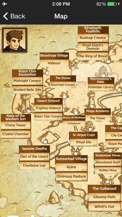 Guide for Battleheart Legacy - skill tree, tutorial, tips, hidden characters screenshot-4