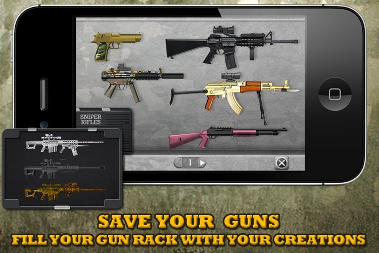 Gun Builder screenshot-3