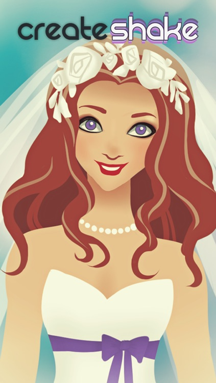 CreateShake: Wedding Dress Designer
