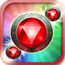 Jewel Insanity Matching - Rush Candy & Jelly Action For Kids FREE