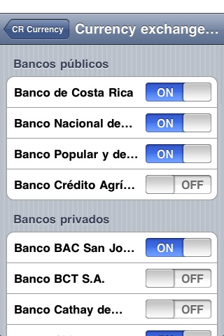 Costa Rica Currency screenshot-3