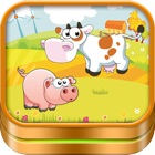 Farmyard Stickers - FREE Sticker Book for Boys & Girls icon