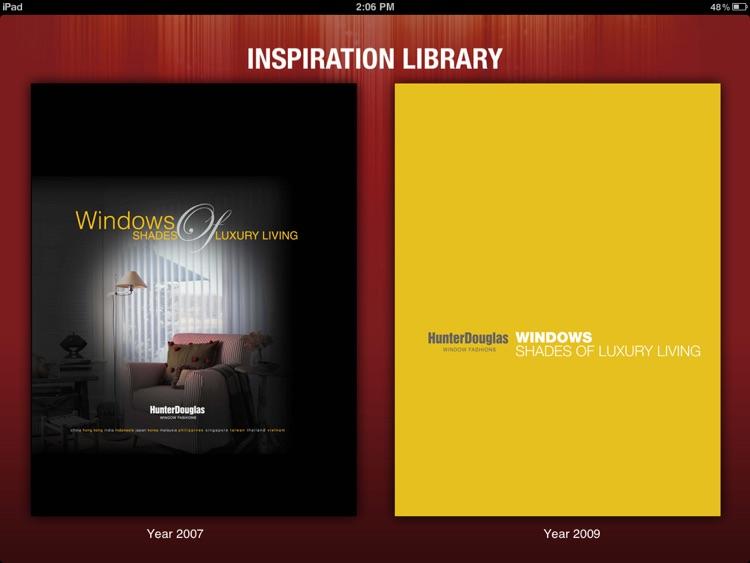 Inspiration by Hunter Douglas screenshot-4