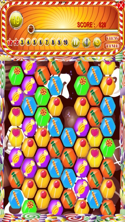 Candy Blitz - Match Them 3 In A Row!