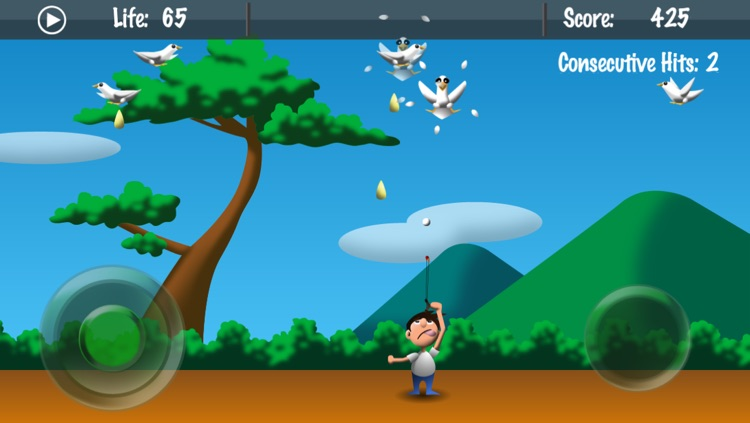 Bomber Dove Lite screenshot-0