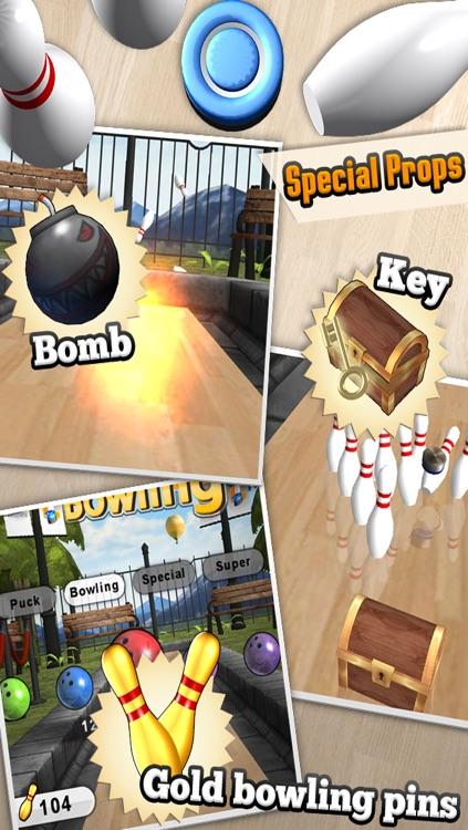 iShuffle Bowling 2 screenshot-4