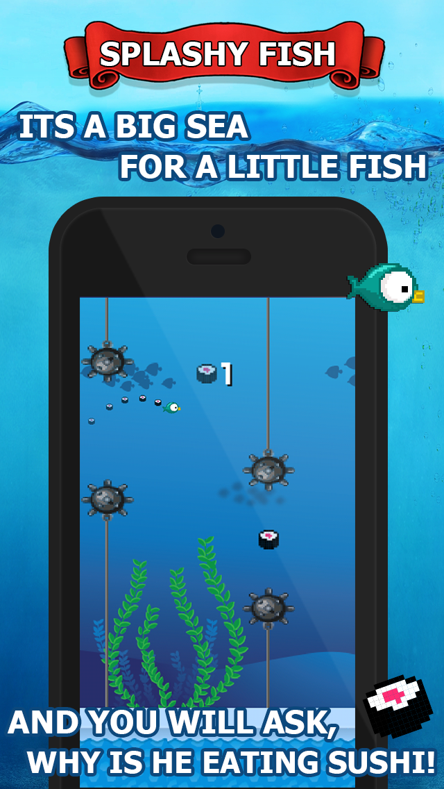 Splashy the Fish screenshot two