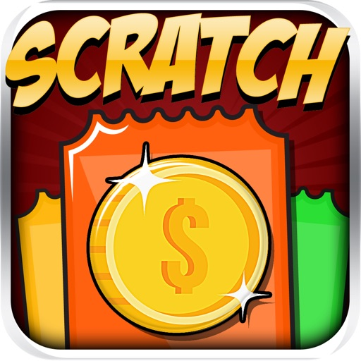 A Big Win Scratch Ticket icon