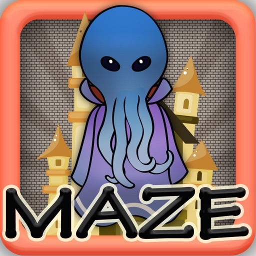 A Monster Maze Horror Castle Game - Free Version